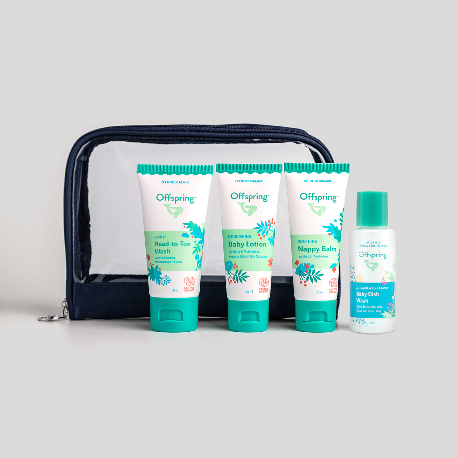 Travel Essential Set - Dish Wash