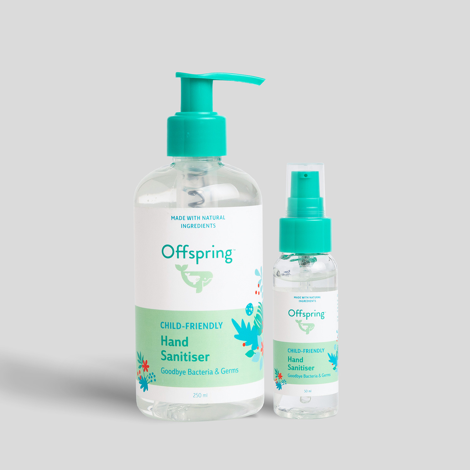Child-Friendly Hand Sanitiser